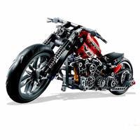 レゴ LEGO 互換品 ブロック おもちゃ オートバイ モーター バイク ハーレー アメリカン 378ピース プレゼント