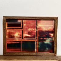 redcloud「NYシリーズ」 A4 ポスター & 木製 ポスターフレーム