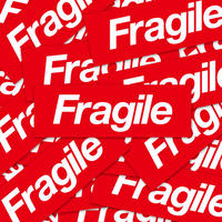 Fragile STICKER - ステッカー / JDM  USDM スタンス superstreeet
