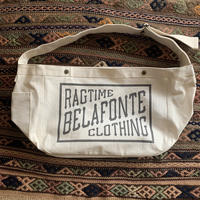 BELAFONTE RAGTIME NEWSPAPER BAG HERRINGBONE