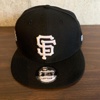 HIDEANDSEEK NEWERA  San Francisco Giants CAP