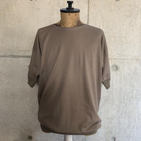 "OLDEHOMESTEADER ""INTERLOCK"" CREW NECK SHORT SLEEVE"