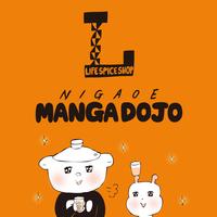 11/23 (sat)  NIGAOE MANGA DOJO   IN   LIFE SPICE SHOP