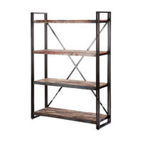 d-Bodhi FERUM INDUSTRIAL 4TIER SHELF