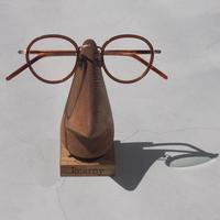Kearny Orville brown smoke (clear lens)