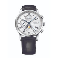Louis Erard / Excellence Chronograph Moon Phase /  LE80231AA01BDC51