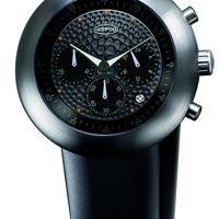 IKEPOD アイクポッド Chronopod  004 Black Beauty ブラック IPC004SILB