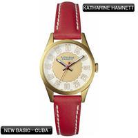 KATHARINE HAMNETT LOMDON キャサリンハムネット ニューベーシック・キューバ KH78G9-01