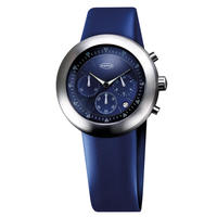 IKEPOD / Chronopod / IPC006SILK / 006 Blue Suede