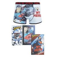 【プライマーク】PRIMARK x アメコミヒーローズ スーパーマンボクサーパンツ