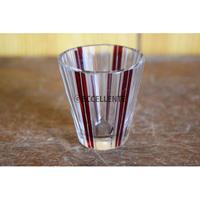 【アンティーク洋食器】【ボヘミアガラス】【アールデコ】ボヘミアクリスタルガラス・ショットグラス