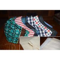 【ECCELLENTE】ファッションマスクBASIC(ダブルガーゼ)(男女共通サイズ) 3枚セット