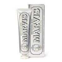 イタリア MARVIS大容量 75mlホワイトニング歯磨き粉 お得な3本セット