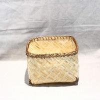 竹製バスケット M (398166)