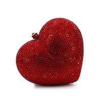 Bijou heart bag