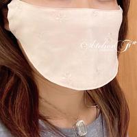 小顔美人フェイスマスクの型紙(ダウンロード)