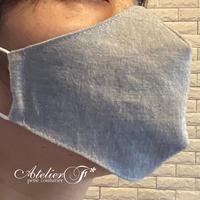 冬マスクの型紙(ダウンロード)