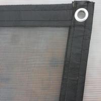 【未使用品】メッシュシート黒 20枚梱包/枚1200円税抜(在庫:300枚)