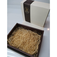 贈り物に最適 オリジナルデザイン包装箱 <<ノベルティクッキー 10~12枚 用 Sサイズ>>