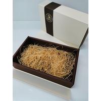 贈り物に最適 オリジナルデザイン包装箱 <<ノベルティクッキー 13~16枚 用 Mサイズ>>