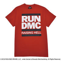 RUN DMC RAISING HELL S/S TEE / RT-RD001