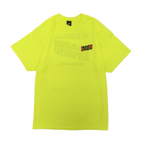 RAP TEES S/S TEE  /  RT-IN001SS