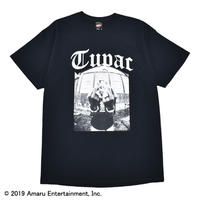 2PAC PHOTO S/S TEE / RT-TU010