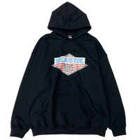 BEASTIE BOYS FLAG HOODIE / RT-BE025