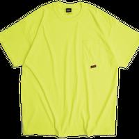 RAP TEES Mini Logo Pocket Tee  /  RT-IN013SS