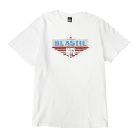 BEASTIE BOYS FLAG S/S TEE / RT-BE023