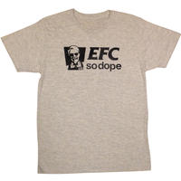 EFC BASIC LOGO TEE (4.3oz)