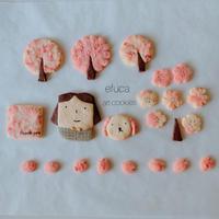 動画レッスン 手作りクッキーキット(ラッピング用品なし)