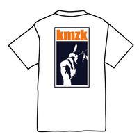 kmzk Funky Soul Food Tshirts(ホワイト)