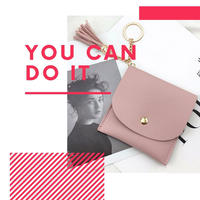 トレンドデザイン♡ミニ財布/ カードケース