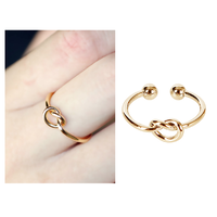 シンプルにお洒落。classy ring