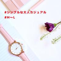 ★M〜L★ シンプルな綺麗カジュアル【3コーデ/ 合計 10点アイテム福袋】