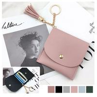 トレンドデザインの可愛いサイズ♡ミニ財布/ カードケース