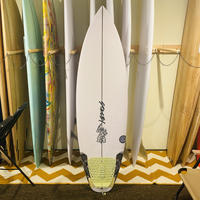 """【USED】STACEY 5'9"""" FLAT HEAD"""
