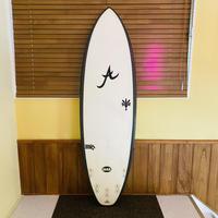 "【USED】Aloha 6'3""Bean"