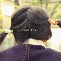 ayaka / 1st mini album 『twin tail』