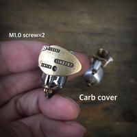 Linkert carb covers