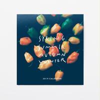 S/S/A/W お野菜カレンダー2019