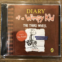 No.7 The Third Wheel: Diary of a Wimpy Kid, Book 7   – Audiobook, CD, Unabridged