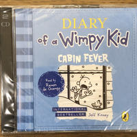 No.6  Diary of a Wimpy Kid: #6 Cabin Fever CD – Audiobook, CD, Unabridged
