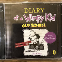 No.10  Diary of a Wimpy Kid: Old School CD – Audiobook, CD, Unabridged