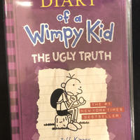 No.6 Diary of a Wimpy Kid  The UglyTruth ハードカバー 高級保存版