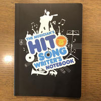 The Musician's Hit Song Writer's Notebook (英語) ペーパーバック – 2009/10/13