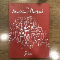 Musician's Notebook Guitar (英語) ペーパーバック – 2014/7/15