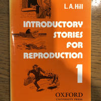 No.16  Introductory Stories for Reproduction 1
