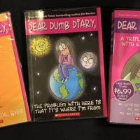 No.4  Dear Dumb Diary 3冊セット